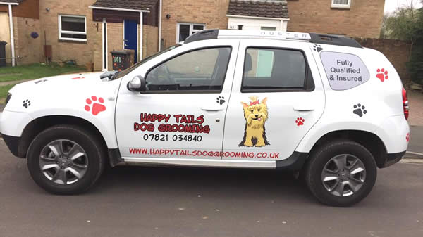 Dog Grooming in Romsey