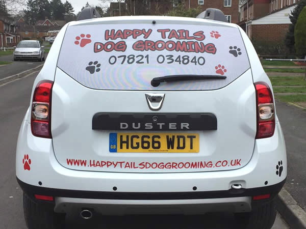 Mobile Dog Grooming in Romsey